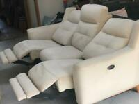Power recliner 3 seater Sofa 'Bijoux' £395