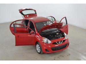 2015 Nissan Micra SV Gr.Electrique*Climatiseur*Bluetooth* Autom.