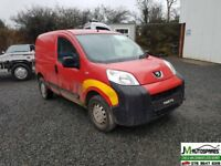 2010 Peugeot Bipper 1.4hdi ***BREAKING FOR SPARE PARTS ONLY***