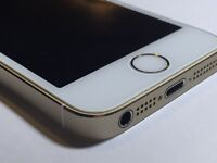 iphone 5s 16gb white unlocked - EXCELLENT CONDITION! can be delivred free of charged in luton.