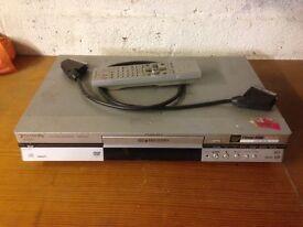 Panasonic recording DVD player
