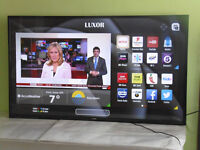 """EX DISPLAY 55"""" SMART LED TV WITH FREEVIEW HD, FREEVIEW PLAY, NETFLIX, BBC iPLAYER ETC"""