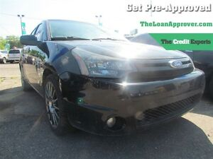 2011 Ford Focus SES * LEATHER * POWER ROOF * HEATED SEATS