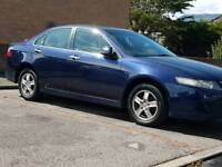 Honda accord 06 ,saloon, MOT July 19.with services