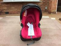 Graco car carry seat