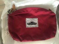 Penfield Pouch Burgundy - Brand New -50%