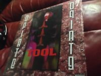 "TOOL OPIUM 12"" VINYL LP album 1992 BMG PRESSING MADE IN USA ORIGINAL"