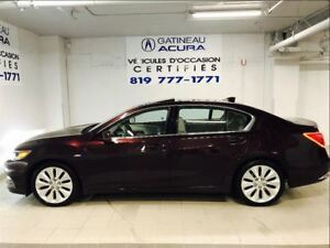 2014 Acura RLX Sport Hybrid ACURA CERTIFIED PROGRAM 7 YEARS 130