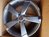 """Audi TTRS Style Wheels 17"""""""