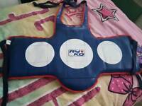 Mma/boxing chest pad