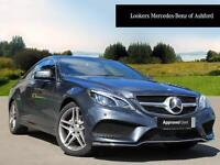 Mercedes-Benz E Class E220 BLUETEC AMG LINE PREMIUM (grey) 2016-03-26