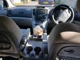 Kia Sedona 2.9 Diesel automatic