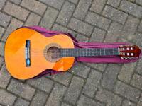 Valencia CG160 Guitar with Case