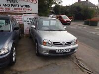 Nissan Micra 1.0 ONLY 24.000 MILES !!!!!!!!