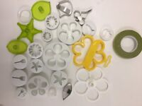 Cake Decoration Job Lot - Everything you need to start a cake business or just as a hobby.
