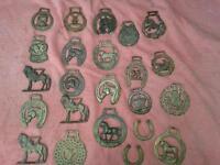 Horse brasses