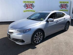 2015 Acura TLX V6 Tech Package, Leather,  Sunroof, AWD,
