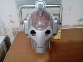 Cyberman helmet