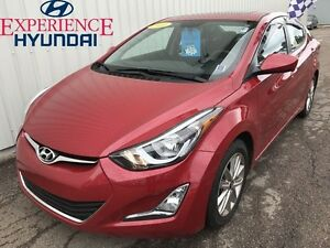 2016 Hyundai Elantra Sport Appearance SPORT EDITION WITH FACTORY