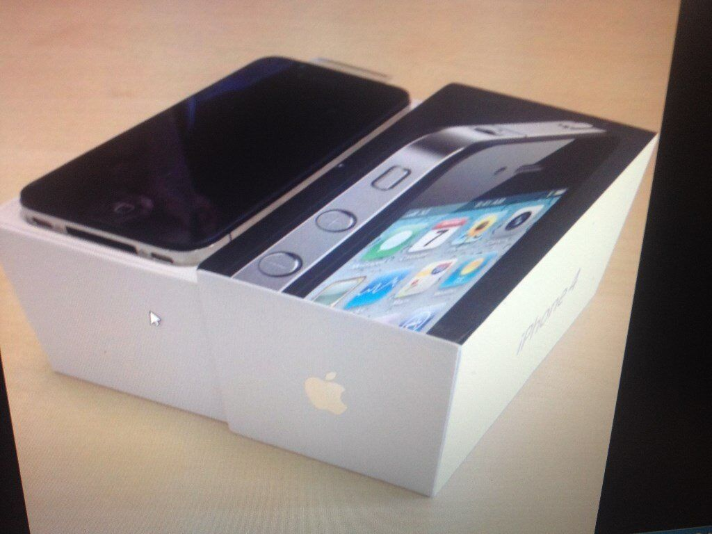 AS NEW immaculate iphone 4s with box and chargerand gel case first to see will definitely buy