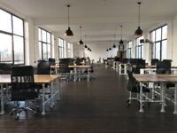 Desk Space in NEW Co-work Hub in Digbeth £150 all inc per month
