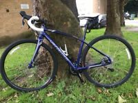 Ladies Specialized Dolce Sport Disk Road Bike