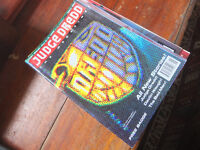 2000AD Judge Dredd Magazines - about 600 - entire collection £75