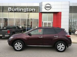 2013 Nissan Murano SV, MOONROOF, ACCIDENT FREE !