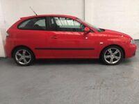 2007 Seat Ibiza 1.2 Reference Sport 3dr *** Full Years MOT **