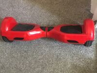 RED HOVERBOARD FOR SALE GOING CHEAP