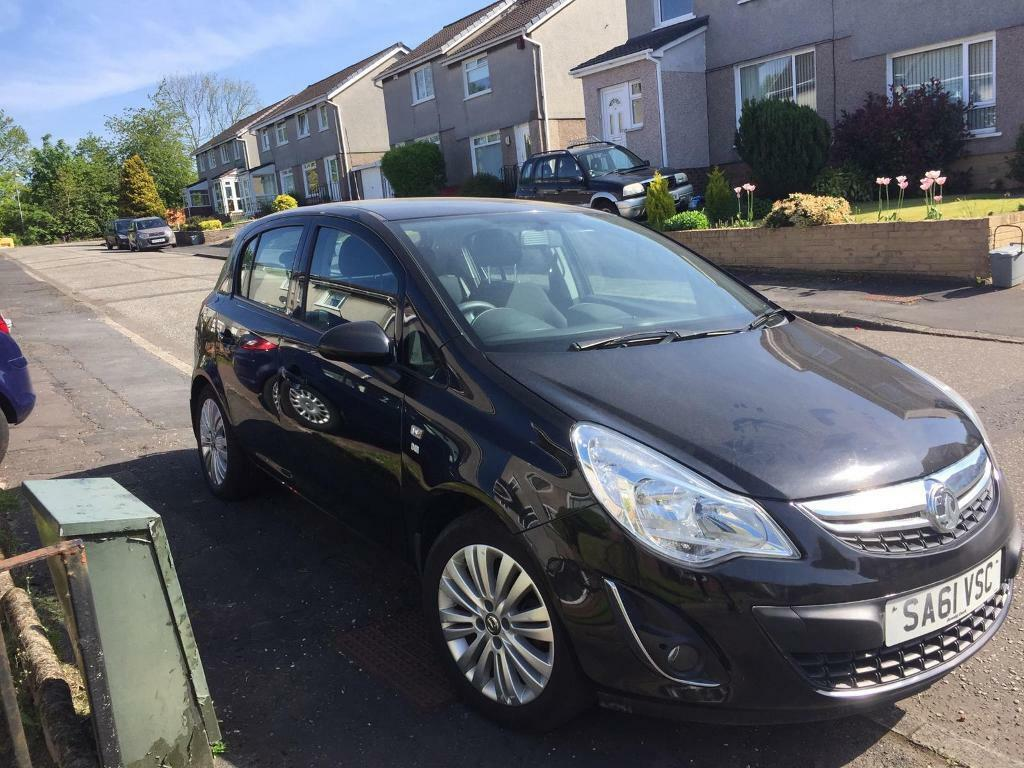 2011 Vauxhall Corsa ecoflex | in Glasgow | Gumtree