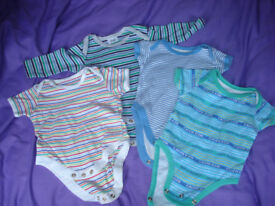 Baby Boy Clothes from birth to 6 months