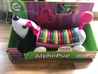 Alphapup brand new boxed