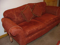 Sterling Furniture Sofa and Armchair