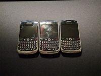 Blackberry 8900 Bundle of 3