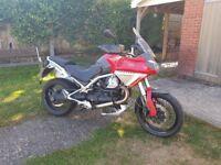 1200 Moto Guzzi Stelvio