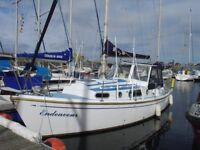 Macwester Pelagian 33' six berth twin screw grp yacht completely refurbished.