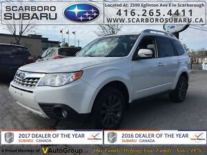 2013 Subaru Forester 2.5X Touring PKG, FROM 1.9% FINANCING AVAIL