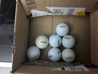 7 Brigestone golf balls for sale