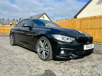 Huge Spec 2014 BMW 435d M Sport