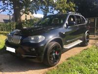 Stunning Black BMW X5 E70 SE Petrol HPI Clear Fully Loaded 4X4