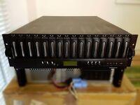 32TB Drive - Proware Simbolo Series SB-3163E1-F4A3 16-bay 3U 4G FC-SATAII RAID Array