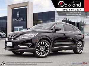 2016 Lincoln MKX Fully Loaded+Fin From 0.9%+Ext Warranty Inc!!