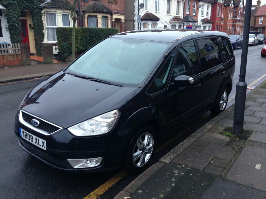 Ford galaxy 1.8 Tdci 08 plate 7 seater motd very good runner £1100