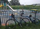 Trek bike and wee ride STOLEN