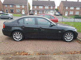56 PLATE, BMW 3 SERIES 318D, MOT NOVEMBER 2016