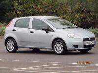 2006 FIAT GRANDE PUNTO ACTIVE 65 1.2 PETROL LONG MOT CLEAN CAR