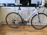 Ladies 52cm Forme Longcliffe fe5 Roadbike