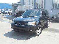 2004 Ford Escape Limited 4x4 Cuir ++Financement Maison++