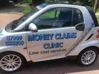 The Money Claims Clinic